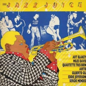 Various - Jazz Juice - Street Sounds - SOUND 1