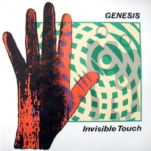Genesis - Invisible Touch - Charisma - GENLP 2, Charisma - GEN LP2