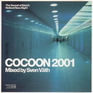 Sven Väth - Cocoon 2001 - Ministry (Magazine) - MINMAG44 / OCT01