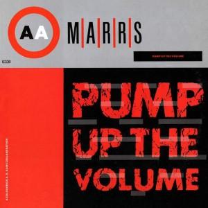 M|A|R|R|S - Pump Up The Volume - 4th & Broadway - BWAY 452, 4th & Broadway - B'WAY 452
