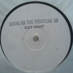 Eddy Grant - Living On The Frontline - Not On Label - GUY 24 12