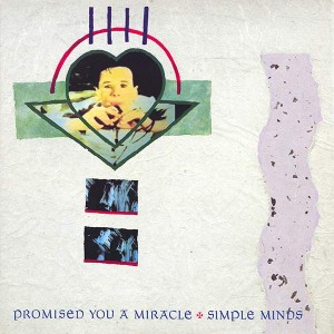 Simple Minds - Promised You A Miracle - Virgin - VS 488-12