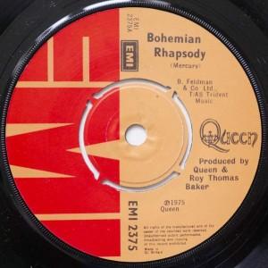 Queen - Bohemian Rhapsody - EMI - EMI 2375