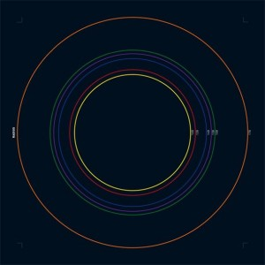 Jeff Mills - Chronicles Of Possible Worlds - Axis - AXSN-001, Seconde Nature - AXSN-001