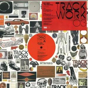 Leo Zero - You Like It EP - Trackwork Records - TRAK03