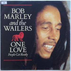 Bob Marley & The Wailers - One Love People Get Ready - Island Records - 12IS 169