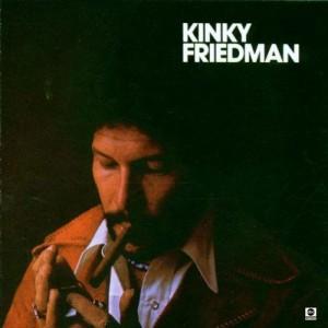 Kinky Friedman - Kinky Friedman - ABC Records - ABCL 5134