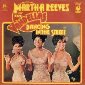 Martha Reeves & The Vandellas - Dancing In The Street - Sounds Superb - SPR 90005, Tamla Motown - SPR 90005