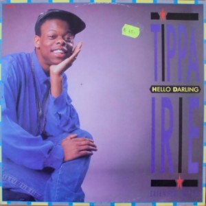 Tippa Irie - Hello Darling - UK Bubblers - TIPPA T4