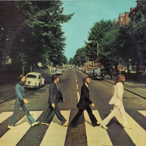 The Beatles - Abbey Road - Apple Records - PCS 7088