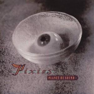 Pixies - Planet Of Sound - 4AD - BAD 1008