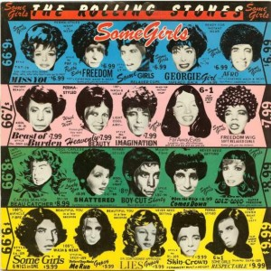 The Rolling Stones - Some Girls - Rolling Stones Records - CUN 39108, Rolling Stones Records - 0C 064-61 016