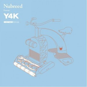 NuBreed - Y4K - Distinct'ive Breaks - Y4K014CD