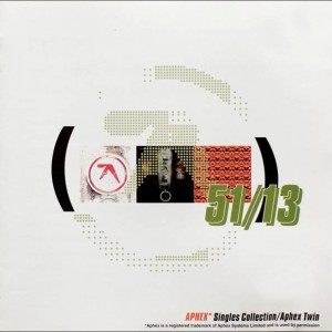Aphex Twin - 51/13 Aphex Singles Collection - Warp Records - 7559620242, Sire - 7559620242
