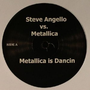 Steve Angello vs. Metallica / Crystal Waters - Metallica Is Dancin / Gypsy Woman (Bootleg Mix) - Not On Label - MM 01