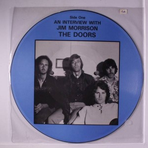 The Doors - An Interview With Jim Morrison The Doors - Not On Label (The Doors) - DOORS 1