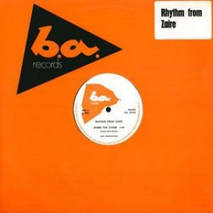 Rhythm From Zaire - Rhythm From Zaïre - B.A. Records - B.A. 8702