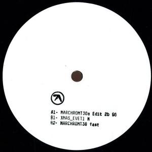 Aphex Twin - MARCHROMT30a Edit 2b 96 - Warp Records - WAP381