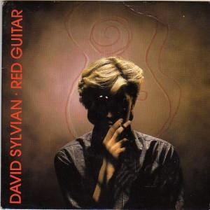 David Sylvian - Red Guitar - Virgin - VS633