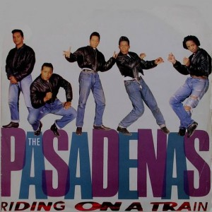 The Pasadenas - Riding On A Train - CBS - PASA T2, CBS - PASA T 2