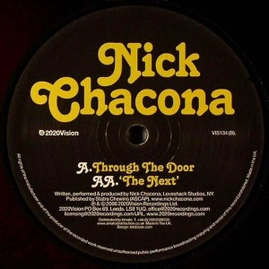 Nick Chacona - Through The Door / 'The Next' - 20:20 Vision - VIS134