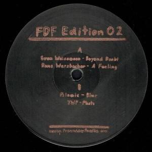 Various - FDF Edition 02 - Freund Der Familie - FDF E 02