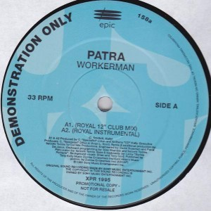 Patra - Workerman - Epic - XPR 1995