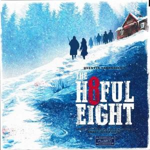 Ennio Morricone - Quentin Tarantino's The H8ful Eight - Decca - 4769494