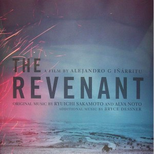 Ryuichi Sakamoto , Alva Noto & Bryce Dessner - The Revenant (Original Motion Picture Soundtrack) - Milan - 399 786-2