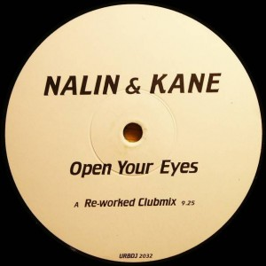 Nalin & Kane - Open Your Eyes - Urban - URBDJ 2032