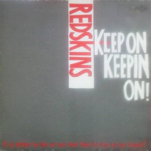 Redskins - Keep On Keepin On! - Decca - FX 1