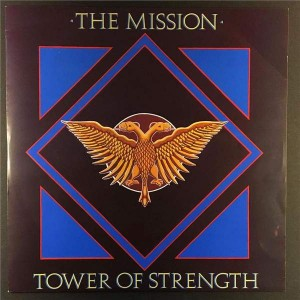 The Mission - Tower Of Strength - Mercury - MYTHX 4, Mercury - 870 089-1