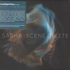 Sasha - Scene Delete - LateNightTales - ALNCD43