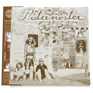 Paternoster - Paternoster - Now-Again Records - NA 5126-LP, Now-Again Records - NA 5126