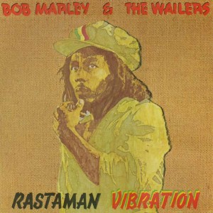 Bob Marley & The Wailers - Rastaman Vibration - Island Records - ILPS 9383