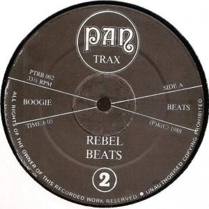 Unknown Artist - Rebel Beats 2 - Pan Trax - PTRB 002