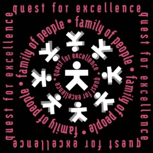 Quest For Excellence - Family Of People - Republic Records - LICT 034