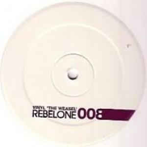 Vinyl - The Weasel - Rebelone - REBELONE 008