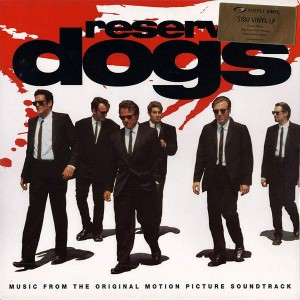Various - Reservoir Dogs (Music From The Original Motion Picture) - Simply Vinyl - SVLP 0028, MCA Records - SVLP 028