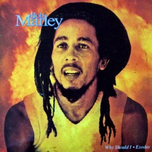Bob Marley - Why Should I / Exodus - Tuff Gong - 12 TGX 3, Island Records - 864 639-1