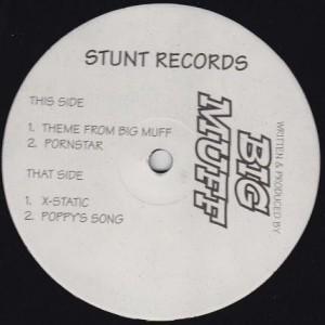 Big Muff - Untitled - Stunt Records - SPT-4007