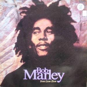 Bob Marley & The Wailers - Iron Lion Zion - Tuff Gong - 12 TGX 2, Tuff Gong - 864 405 - 1