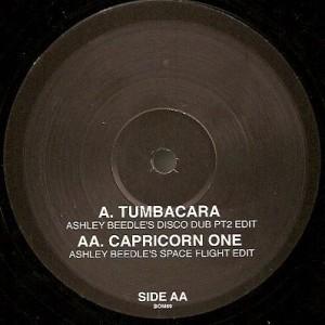 Tumblack / Richard Evans - Tumbacara / Capricorn One - BOM - BOM69