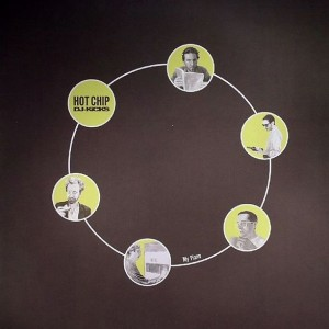 Hot Chip - DJ-Kicks - My Piano - Studio !K7 - !K7213EP