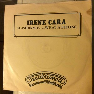 Irene Cara - Flashdance... What A Feeling - Casablanca - CAN 1016, Casablanca - 811 440-7