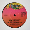 New York City - I'm Doin' Fine Now - Chelsea Records - 78-0113P