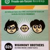 Wighnomy Brothers Aka Robag Wruhme & Monkey Maffia - Moppal Kiff - Freude Am Tanzen - FAT 026