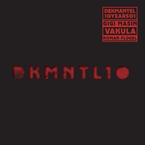 Various - Dekmantel 10 Years 01 - Dekmantel - DKMNTL10YEARS01