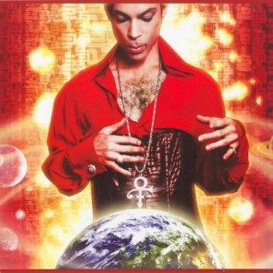 Prince - Planet Earth - NPG Records - PRINCEUP1, Upfront - PRINCEUP1