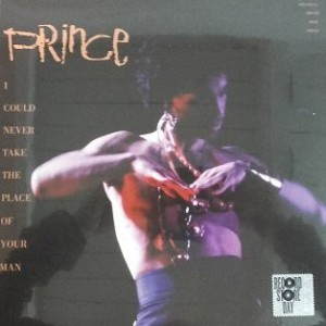 Prince - I Could Never Take The Place Of Your Man / Hot Thing - Paisley Park - 7599-20728-0, Paisley Park - 0-20728